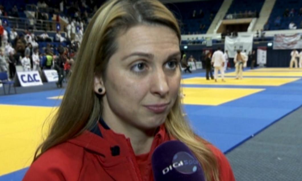 alina dumitru antrenoare judo