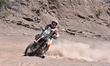 Gyenes Dakar Rally 1