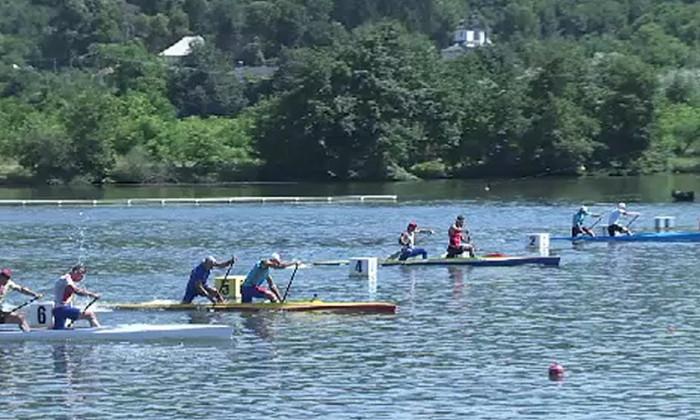 kaiac canoe