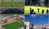 stadioane ghencea, rapid, dinamo, arcul de triumf