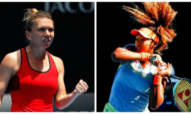 collage Halep Osaka