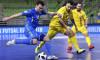 Romania v Ukraine - UEFA Futsal EURO 2018