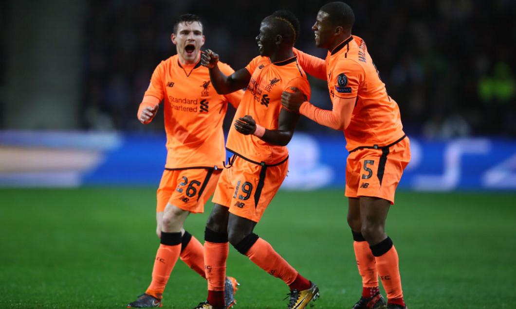 FC Porto - Liverpool 0-5