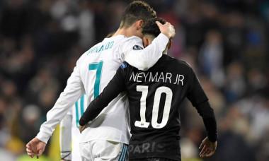 Ronaldo si Neymar