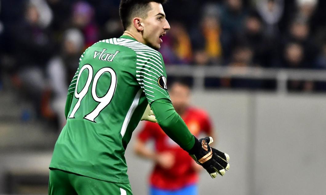 FOTBAL:FC STEAUA BUCURESTI-SS LAZIO ROMA, LIGA EUROPA (15.02.2018)