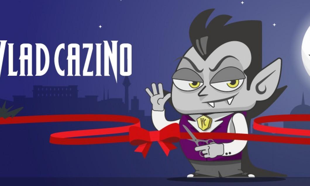 Vlad Cazino launch