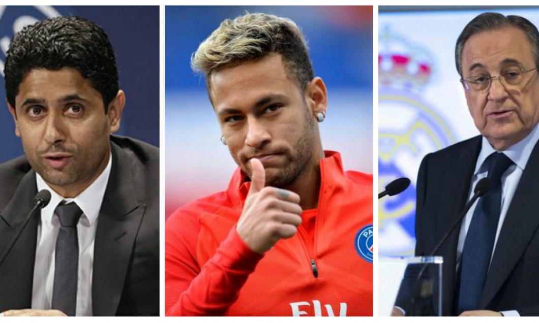 Neymar poate ajunge la Real