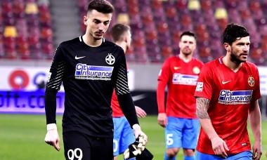 Andrei Vlad, alături de Cristi Tănase și Mihai Pintilii