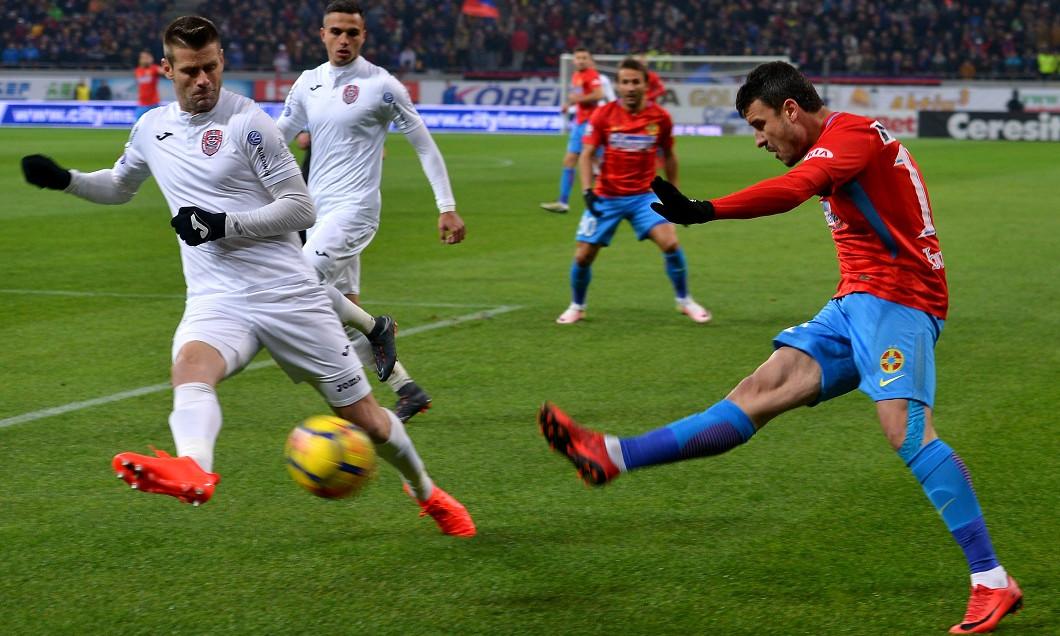 Budescu FCSB CFR Cluj 1-1