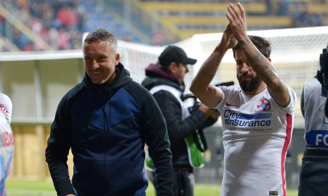 FOTBAL:SEPSI OSK SFANTU GHEORHE-FC STEAUA BUCURESTI, LIGA 1 BETANO (1.10.2017)