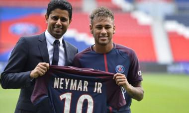 Neymar Al Khelaifi