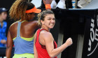 halep osaka getty