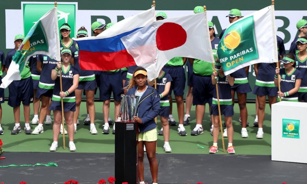 Naomi Osaka Indian Wells