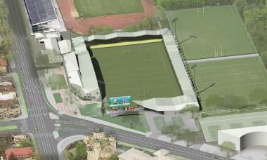 stadion arcul bun