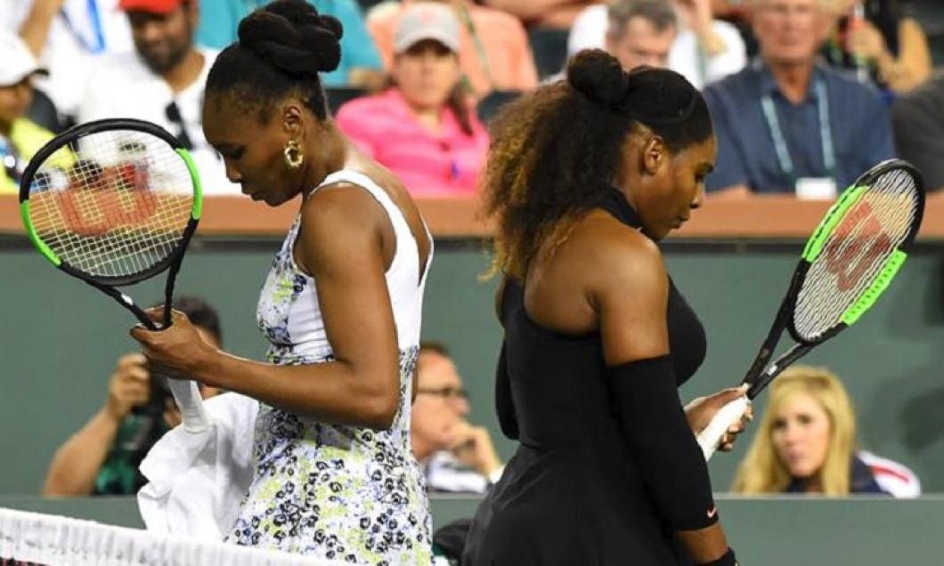 Venus Serena Williams WTA Indian Wells
