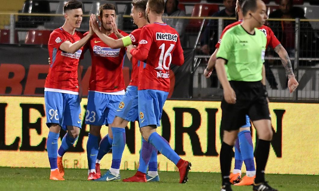 FOTBAL:ASTRA GIURGIU-FC STEAUA BUCURESTI, PLAY OFF LIGA 1 BETANO (16.04.2018)