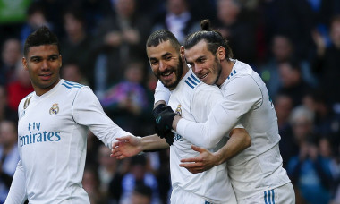 Bale Benzema Real Madrid