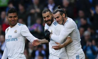 Bale Benzema Real Madrid