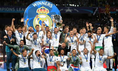 real madrid liga campionilor