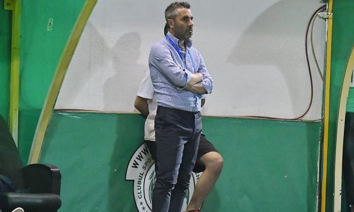 FOTBAL:CONCORDIA CHIAJNA-ACS POLI TIMISOARA, PLAY OUT, LIGA 1 (2.06.2018)