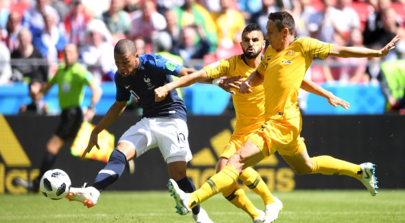 France v Australia: Group C - 2018 FIFA World Cup Russia