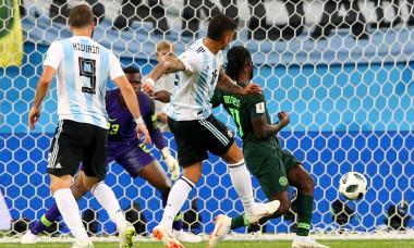 gol rojo nigeria