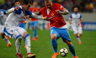 FOTBAL:FC STEAUA BUCURESTI-CS UNIVERSITATEA CRAIOVA, PLAY OFF LIGA 1 BETANO (9.04.2018)