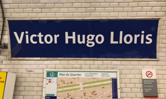 Metrou statii franta