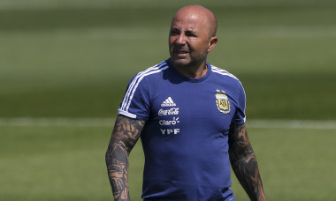 Argentina Training Session - FIFA World Cup Russia 2018