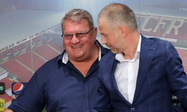 Iuliu Muresan Edi Iordanescu CFR Cluj