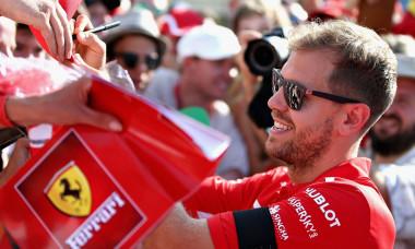 Sebastian Vettel f1 ferrari