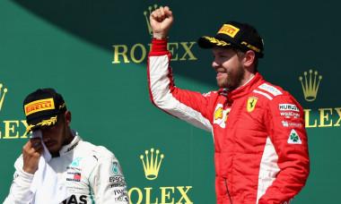 Vettel Hamilton MP f1 Germania