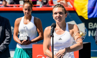 halep rogers cup