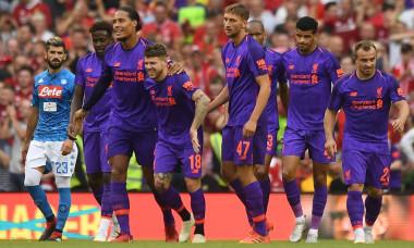 Liverpool amical Napoli