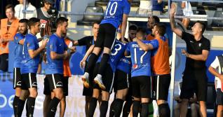 FOTBAL:FC VIITORUL-FC VOLUNTARI, LIGA 1 BETANO (6.08.2018)