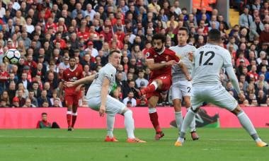Salah gol cu Manchester United