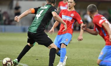 FOTBAL:FCSB-NK RUDAR VELENJE, LIGA EUROPA (2.08.2018)