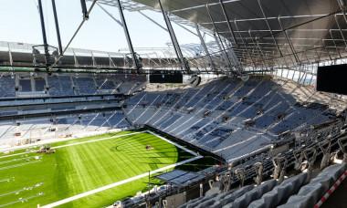 Stadion Tottenham lucrari