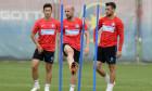 FOTBAL:ANTRENAMENT OFICIAL FCSB INAINTEA MECIULUI CU HAJDUK SPLIT, LIGA EUROPA (15.08.2018)