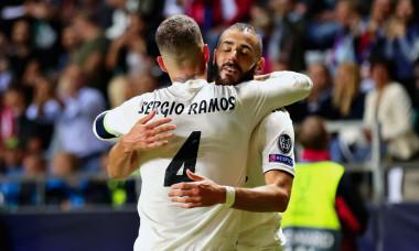 Ramos si Benzema