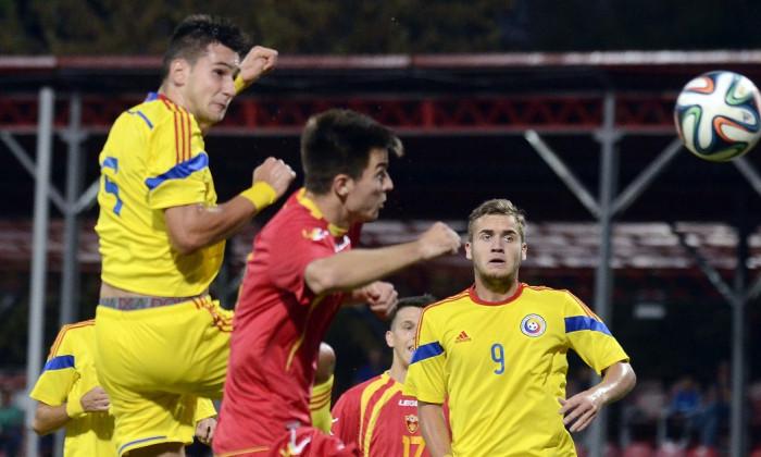Deian Boldor George Puscas Romania Serie B