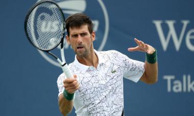 Novak Djokovic Cincinnati 2018 ATP