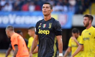 Cristiano Ronaldo Chievo Verona - Juventus