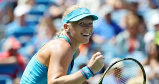 Kiki Bertens WTA Cincinnati finala
