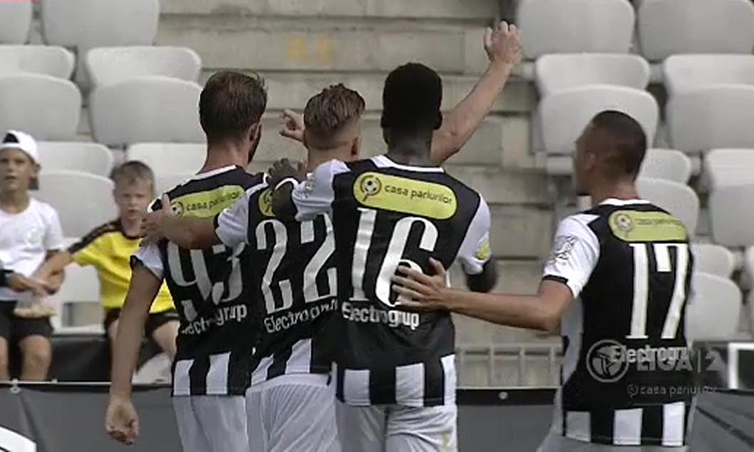 Gavra gol la Cluj