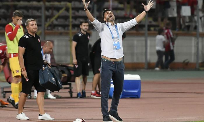 FOTBAL:DINAMO BUCURESTI-FC VIITORUL, LIGA 1 BETANO (13.08.2018)