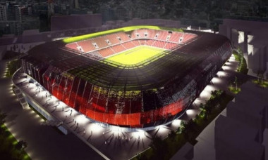 Dinamo stadion Euro