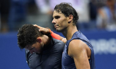 Nadal si Theim la US Open