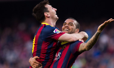messi dani alves