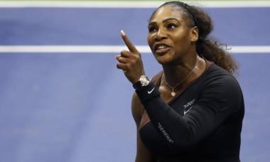 Serena Williams aduce acuzatii rasiste